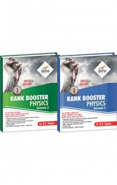 Rank Booster Objective Physics for JEE Main/ Advanced/ AIPMT/ Class 11 Vol 1 & 2