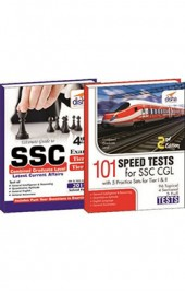 Crack SSC CGL (Tier I & Tier II) Exam (Guide + 100 Topic-Tests + 5 Practice Sets) 3rd Edition