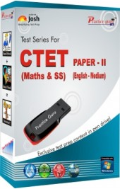 Pendrive Series CTET Paper II English