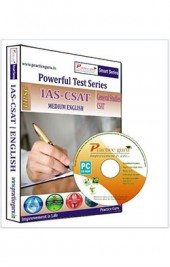 Smart Series IAS-CSAT (English) CD English