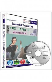 Smart Series CTET Paper II CD English
