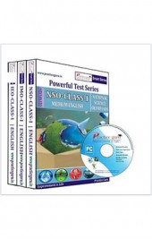 Smart Series Class 1 - Combo Pack (IMO / NSO / IEO) CD English