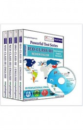 Smart Series Class 3 - Combo Pack (IMO / NSO / IEO / NCO) CD English