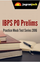 IBPS PO Prelims Mock Test Series