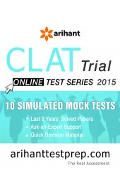 CLAT Test Series by Arihant - Online Test