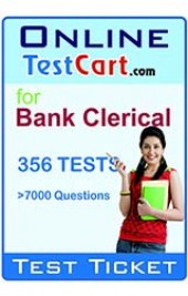 Bank Clerical Online Test Series