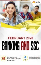 Banking & SSC February 2020 eBook