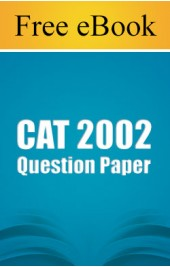 CAT 2002 Question Paper free eBook