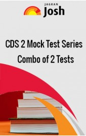 CDS 2 Mock Test Series