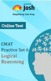 CMAT Practice Set 6: Logical Reasoning - Online Test