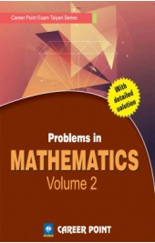 Maths Book Vol 2 For IIT JEE Main Advanced Class 11th 12th CBSE