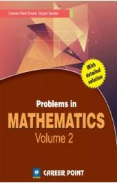 Maths Book Vol 2 For IIT JEE Main Advanced Class 11th 12th CBSE