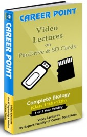 AIPMT/AIIMS/NEET/Pre Medical Entrance Exams Complete Biology Pen Drive Video Lectures