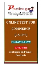Contingent and Quasi – Contracts for Commerce