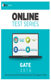GATE (EC) 18 Subject Tests By Testbook - Online Test