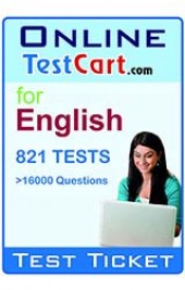 English Online Test Series