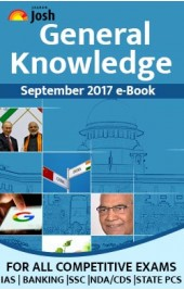 General Knowledge September 2017 eBook