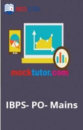 IBPS- PO- Mains
