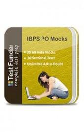 PO Mocks (IBPS) 2014-15