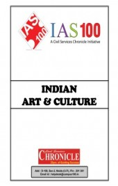 Indian Art & Culture For IAS Mains English