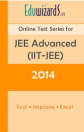 JEE Advanced,IIT-JEE by Eduwizards - Online Test
