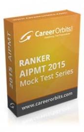 Ranker Mock Test Series  AIPMT NEET-UG 2015 by Career Orbits