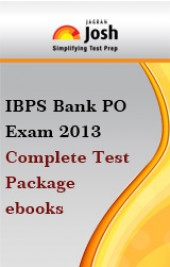 IBPS Bank PO Exam 2013: Complete Test Package (eBooks)