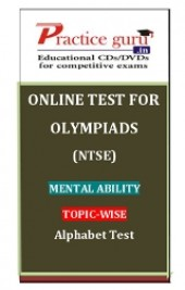 Alphabet Test for OLYMPIADS
