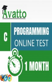C Programming Online Test 1 by Avatto