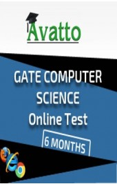 GATE Computer Science Online Test 6 by Avatto