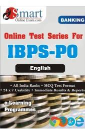 Smart Online Exam IBPS PO English - Online Test