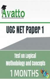 UGC NET Paper1 Test on Logical Methodology and Concepts 1 by Avatto