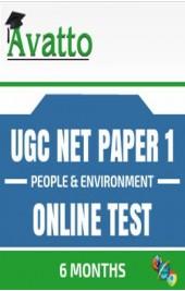 UGC NET Paper1 Online Test 6 by Avatto