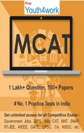 MCAT Best Online Practice Tests Prep (Duration - 3 Months)