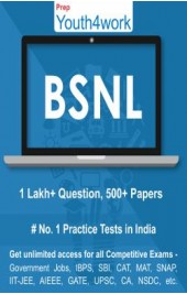 BSNL Best Online Practice Tests Prep (Duration - 3 Months)