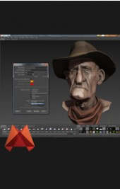 Mudbox Training - Online Course