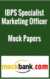 IBPS Specialist Marketing Officer (Scale -I) - Series of 3 By Mockbank in English