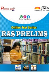 Topic Wise tests For  RAS Prelims - English