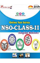 Topic Wise tests For  NSO Class 2 - English