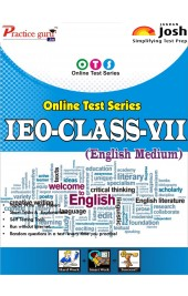 Topic Wise tests For  IEO Class 7 - English