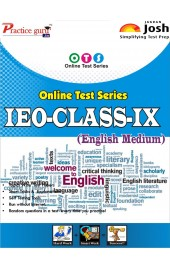 Topic Wise tests For  IEO Class 9 - English