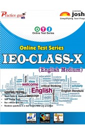 Topic Wise tests For  IEO Class 10 - English