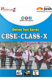 Topic Wise tests For  Class 10 - Maths, Science & English Combo - English