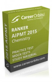 Ranker Chemistry AIPMT NEET-UG 2015 by Career Orbits