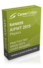 Ranker Physics AIPMT NEET-UG 2015 by Career Orbits