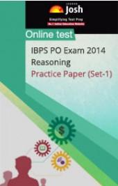 IBPS PO Exam 2014: Reasoning: Practice Paper (Set-1) - Online Test