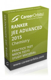 Ranker Chemistry IIT JEE  2015 by Career Orbits