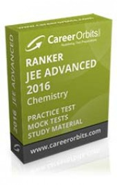 Ranker Chemistry IIT JEE 2016 by Career Orbits