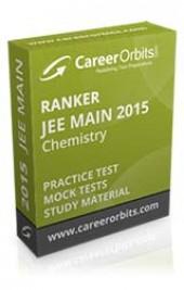 Ranker Chemistry  JEE Main 2015 by Career Orbits