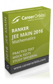 Ranker Mathematics JEE Main 2016 by Career Orbits